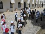 Visiting heritage sites in Tunisia
