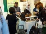 RUWOMED products displayed during fair in Spain