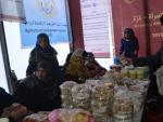 RUWOMED products displayed in Gaza