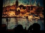 3D sound and light show in Alghero