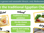 """""""For a greener and sustainable lifestyle...truly Mediterranean"""": four projects organise a day of activities and learning in Alexandria"""
