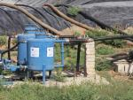 Water saving tanks and pumps in Deir Alla, 30 June 2014.PHOTO AFP © EU/NEIGHBOURHOOD INFO CENTRE
