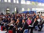 Audience at the First International Conference on Preventive Diplomacy in the Mediterranean