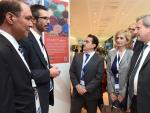 LACTIMED project presented to European Commissioner Johannes Hahn